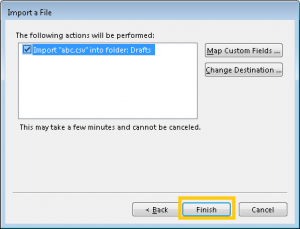 Lotus Notes Importer to PST format