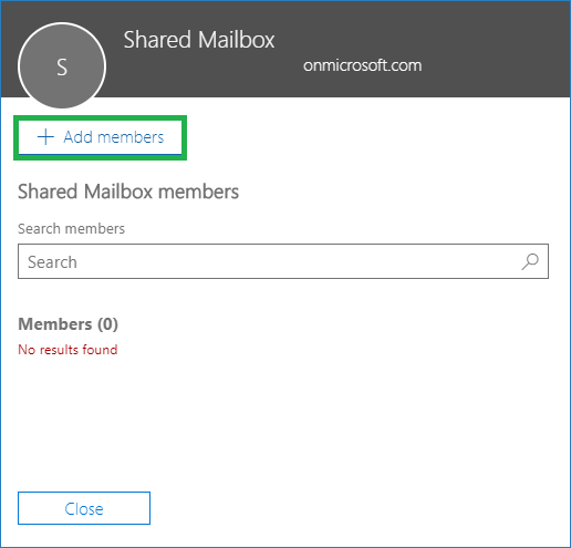 Export Exchange Public Folders to Office 365 Shared Mailbox