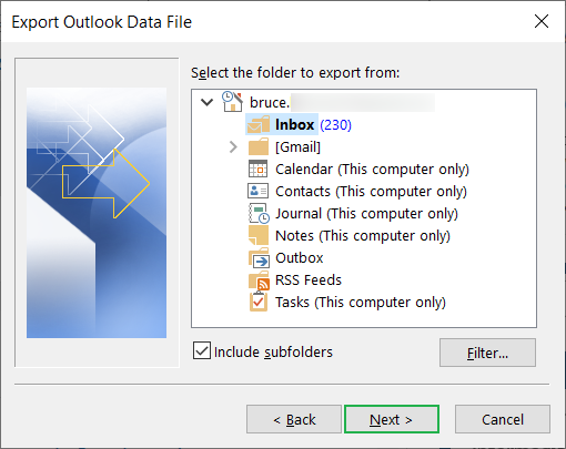 How to Add, Close and Remove Outlook Data File (PST)?