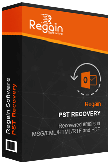 Regain Outlook PST Recovery