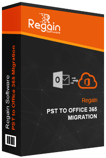 Regain PST to Office 365 Migration